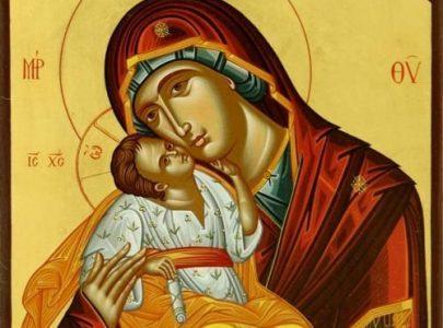 Ώ, και να γνωρίζαμε πόσο αγαπά η Παναγία όλους, όσους τηρούν τις εντολές του Χριστού – Άγιος Σιλουανός ο Αθωνίτης