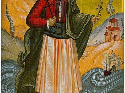 Άγιος Ζαφείριος ο Νεομάρτυς
